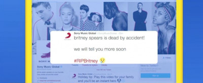 VIDEO: Hackers Responsible for Britney Spears Death Hoax; Sony Music Responds