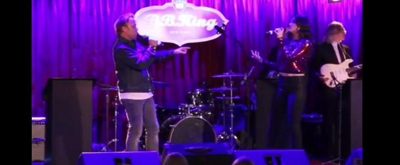 See How Bright They Shine! Norbert Leo Butz Joins Idina Menzel Onstage for a WICKED Reunion