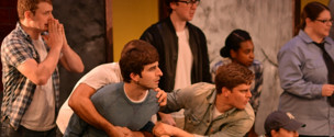 BWW Interview: Evan Greenberg and Cardozie Jones