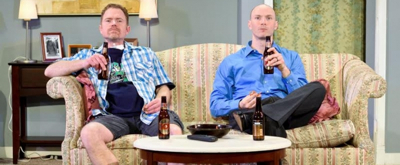 BWW Review: THINGS BEING WHAT THEY ARE at DREAMCATCHER REPERTORY THEATRE Sits Two Guys Down For a Chat
