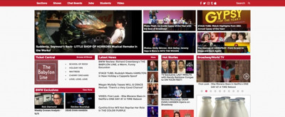 Presenting the New and Improved BroadwayWorld.com