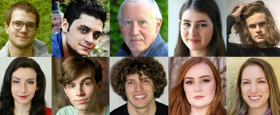 Cast & Creative Team for SPRING AWAKENING Announced at Three Rivers Music Theatre