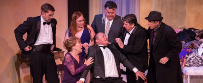 BWW BACKSTAGE: Video Preview and Interviews of IT'S ONLY A PLAY at the Vintage Theater