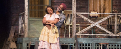 Photo Flash: First Look at August Wilson's FENCES at Pioneer Theatre Company