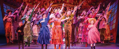 Photo Flash: First Look at International Tour of MARY POPPINS