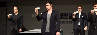 BWW TV: Watch Benjamin Walker, Jennifer Damiano & More Preview Songs from AMERICAN PSYCHO on Broadway!