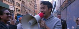 VIDEO: Lin-Manuel Miranda Brings #Ham4Ham to SNL Standby Line