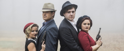 Photo Flash: Meet the Stars of BONNIE & CLYDE at The Studio Theatre