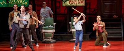 BWW Exclusive: First Listen- Hudson Loverro Sings 'I Like It' on A BRONX TALE Cast Recording!