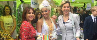 Show-stopping Sugary Goodness At WEST END BAKE OFF 2017