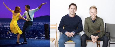 BWW Profile: LA LA LAND's Oscar Nominated Song-Writing Team, Benj Pasek and Justin Paul