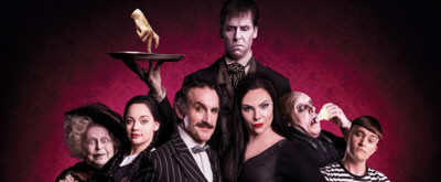 Full Casting for THE ADDAMS FAMILY Tour Announced