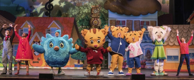 BWW Review: DANIEL TIGER?S NEIGHBORHOOD LIVE! A Terrific Time at Crouse Hinds Theater