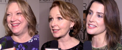 BWW TV: The Comedy Continues Inside Opening Night of  PRESENT LAUGHTER!