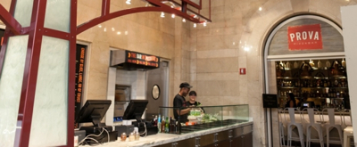 BWW Preview: Prova Pizzabar at Grand Central Terminal