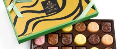 GODIVA Introduces New Limited Edition Gold Icons Collection