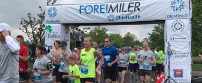 BWW Review: 2017 FORE! Miler by OhioHealth - Kicking Off the Memorial Tournament in Pure Columbus Form