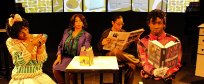 BWW Review: BOOTYCANDY Sizzles With Satire and Seethes With Inner Turmoil