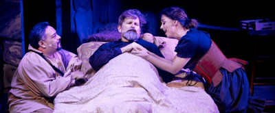 BWW Review: MAN OF LA MANCHA Dares to Dream at The Georgetown Palace Theatre