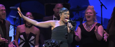 BWW TV: Jennifer Hudson Wows at Center Theatre Group's 50th Anniversary Celebration in LA!