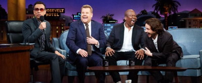 VIDEO: Recording New Song for UNBREAKABLE KIMMY SCHMIDT Gave Tituss Burgess 'A Tingle'