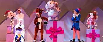 BWW Review:  RUDOLPH THE RED-NOSED REINDEER, THE MUSICAL at MSG Shines Bright for Theatergoers