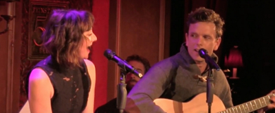 VIDEO: BRIGHT STAR's Carmen Cusack and Paul Alexander Nolan Sing 'Falling Slowly' from ONCE
