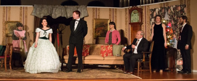 Photo Coverage: First look at King Avenue Players' THE LAST NIGHT OF BALLYHOO