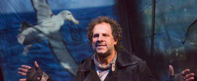 BWW Review: ALBATROSS Is A Soaring Theatrical Experience ~ Benjamin Evett Is Mesmerizing