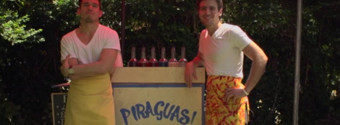 VIDEO: HAMILTON's Jon Rua Pokes Fun at Brooklyn Foodies in 'The Piragua Primos'