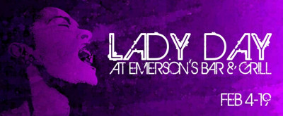 Anchorage Community Theatre Presents LADY DAY AT EMERSON'S BAR AND GRILL