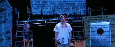 BWW Review: THE PAPER DREAMS OF HARRY CHIN at History Theatre