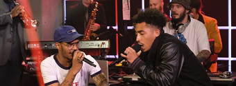 VIDEO: Rizzle Kicks Perform 'Cooler than This' on LATE LATE SHOW
