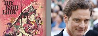 Colin Firth to Take On Henry Higgins in Broadway Revival of MY FAIR LADY?