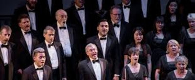 Latin Music Meets Gershwin. California Desert Chorale Presents WE'VE GOT RITMO At The Indian Wells Theatre