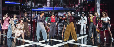 ZOOT SUIT Extends for Third and Final Time at the Taper