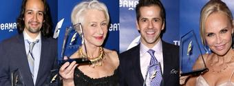 Photo Coverage: Inside the Winners' Room at the 60th Annual Drama Desk Awards!