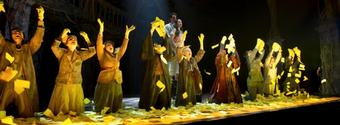 AUDIO Exclusive: First Listen- Company of THE VISIT Sings 'Yellow Shoes' on Cast Album; Hits Shelves on 6/26!