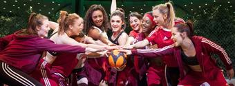 Photo Flash: First Look at West End's BEND IT LIKE BECKHAM