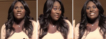 Backstage with Richard Ridge: Hell Yes! Danielle Brooks Opens Up About Her Life-Changing Role in THE COLOR PURPLE