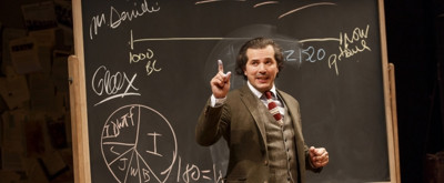 BWW TV: Watch John Leguizamo School the Audience in LATIN HISTORY FOR MORONS Off-Broadway
