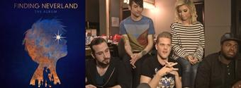 BWW TV Exclusive: World Premiere- Pentatonix Sings 'Stars from FINDING NEVERLAND The Album!