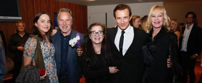 Photo Flash: Melanie Griffith, Dakota Johnson, Don Johnson and More Celebrate KING OF THE ROAD: THE ROGER MILLER STORY Opening at Laguna Playhouse