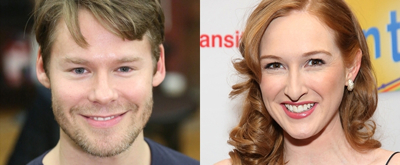 Randy Harrison and Erin Mackey to Paint a Picture in Guthrie's SUNDAY IN THE PARK WITH GEORGE
