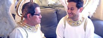 BWW TV Exclusive: Ask the Angels of Broadway's AN ACT OF GOD, Volume 2- Just 2 Weeks Left!