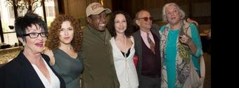 Photo Flash: Broadway Vets Fete THE VISIT's Chita Rivera at the Four Seasons