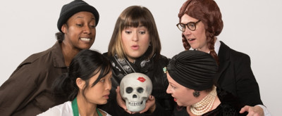 BWW Review: The Ghost of (I Hate) Hamlet Returns ? With a Vengeance ? in WOMEN PLAYING HAMLET