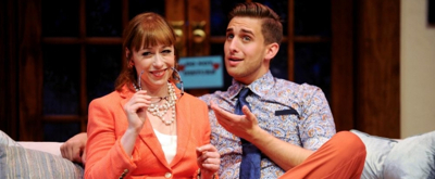 Photo Flash: First Look at Paige Davis and Javier Manente in 'MISS ABIGAIL'S GUIDE' at Pittsburgh CLO