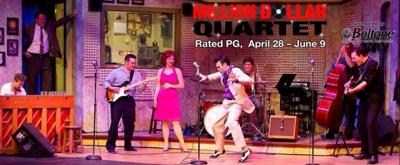 BWW Review: Cumberland County Playhouse's Magnificent MILLION DOLLAR QUARTET