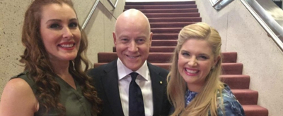 Photo Flash: First Look at Anthony Warlow, Jemma Rix, and Lucy Durack Together in OZ